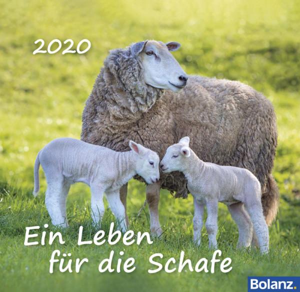 Ein Leben für die Schafe 2020 - Verteilkalender