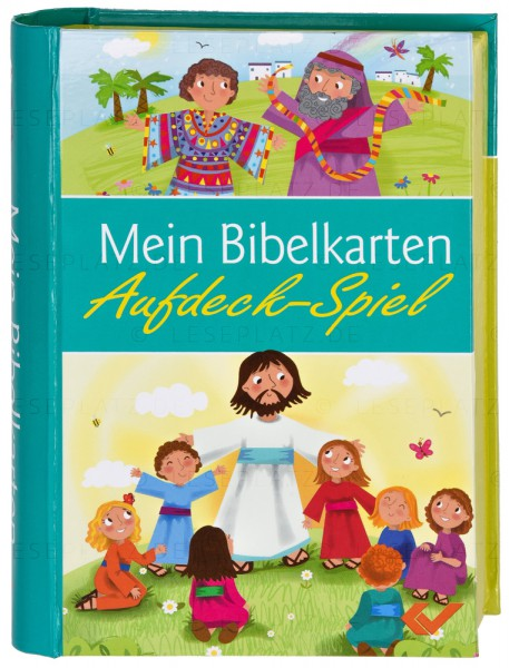 Mein Bibelkarten-Aufdeck-Spiel