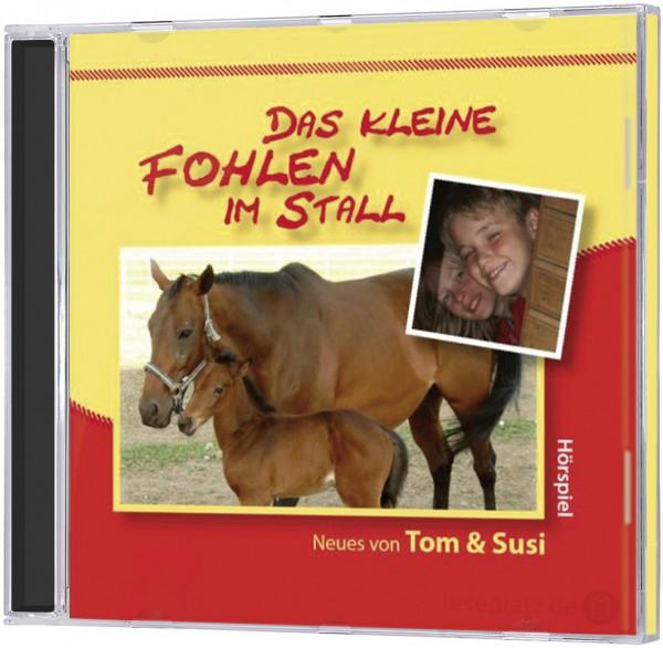 Das kleine Fohlen im Stall - CD