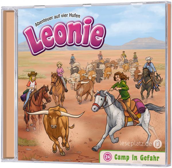 CD Leonie (24) - Camp in Gefahr