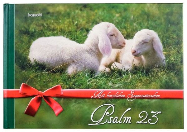 Psalm 23 - Bildband