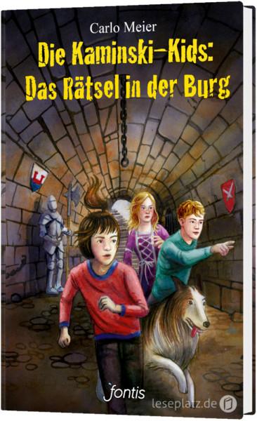 Das Rätsel in der Burg (18) - Hardcover