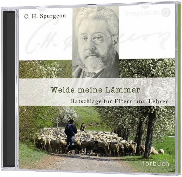Weide meine Lämmer - Hörbuch (MP3-CD)
