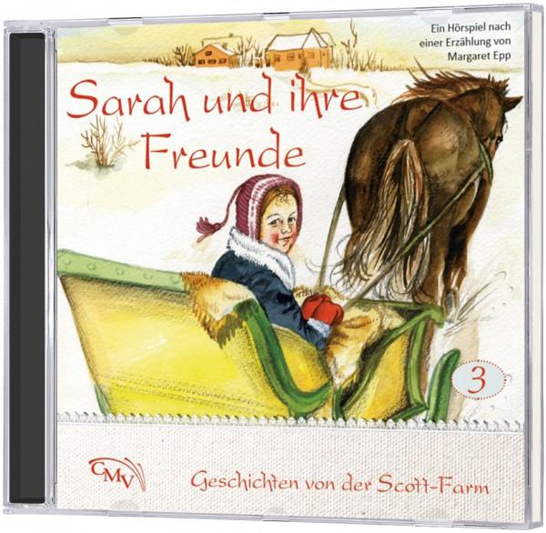 Sarah und ihre Freunde (3) - CD