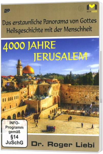 4000 Jahre Jerusalem - DVD