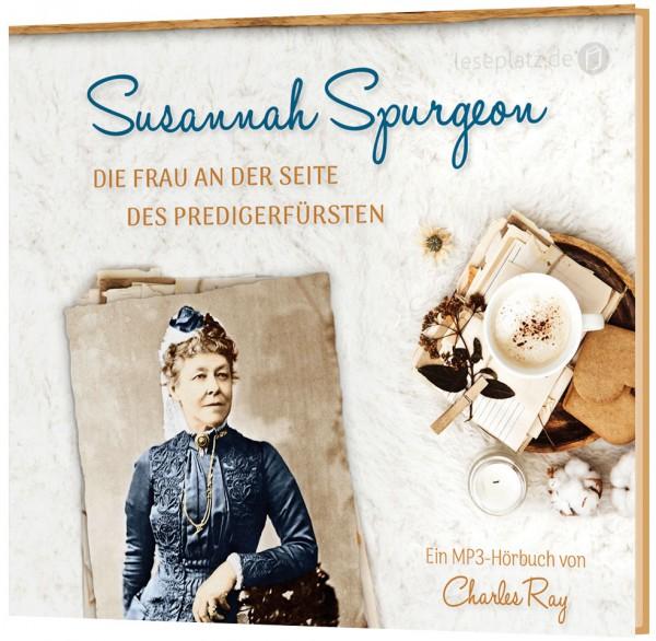 Susannah Spurgeon - Hörbuch (MP3-CD)