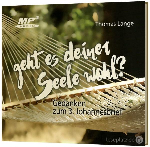 Geht es deiner Seele wohl? - MP3-CD