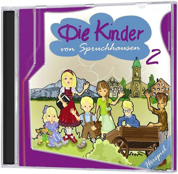 Die Kinder von Spruchhausen 2 - CD