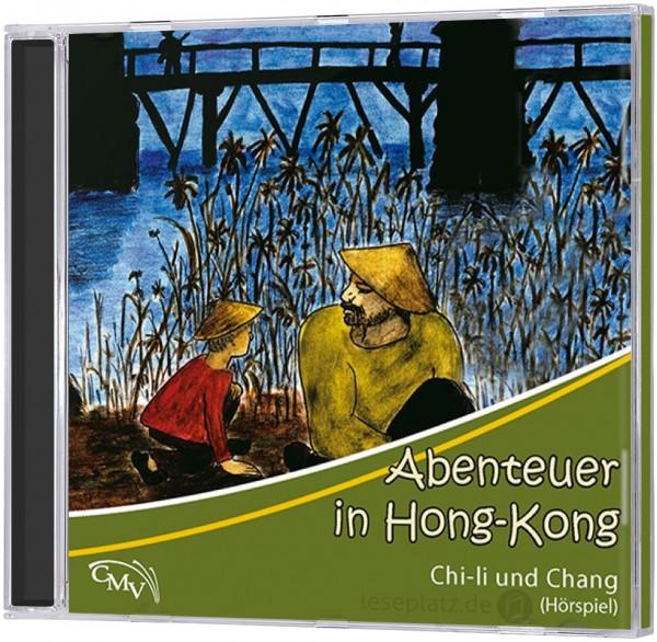 Abenteuer in Hong-Kong - CD