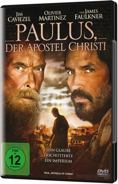 Paulus, der Apostel Christi - DVD