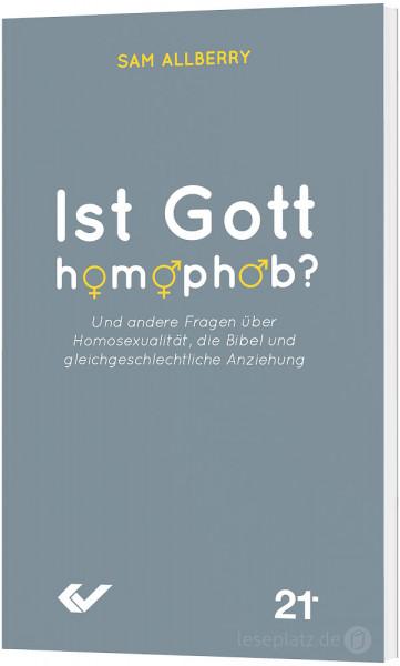 Ist Gott homophob?