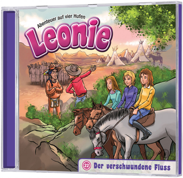 CD Leonie (22) - Der verschwundene Fluss