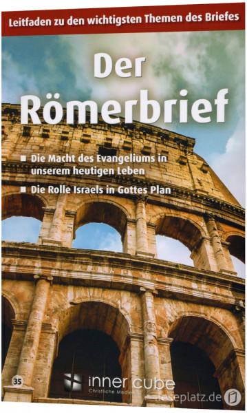 Der Römerbrief - Leporello 35
