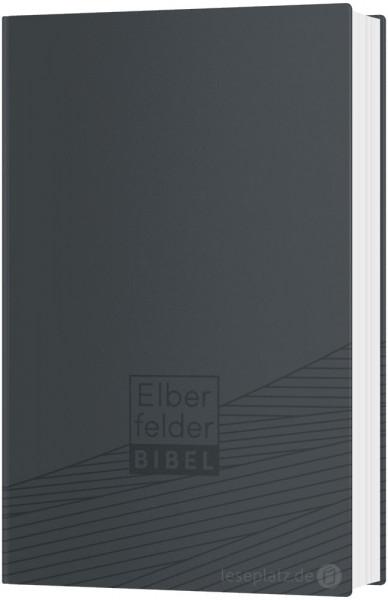 Elberfelder Bibel 2006 Taschenausgabe - Kunstleder grau