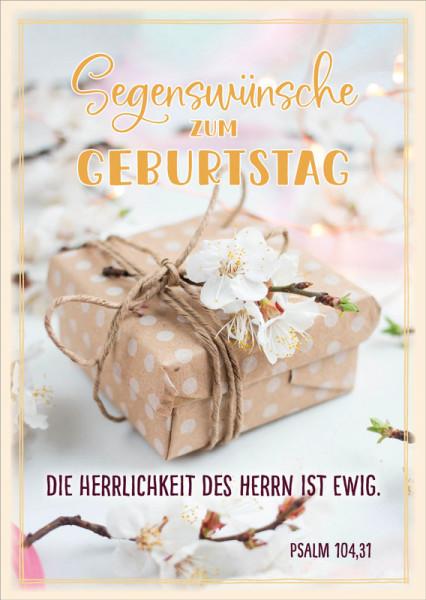 """Postkarte """"Kirschblüte"""""""