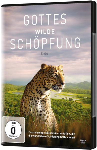 Gottes wilde Schöpfung: Erde - DVD