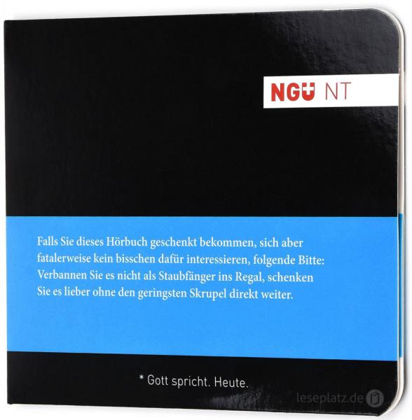 NGÜ - Das Neue Testament - Hörbibel