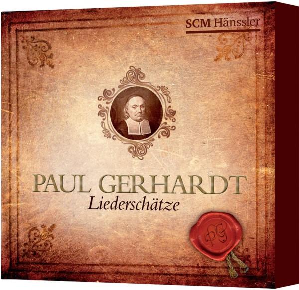 Paul Gerhardt - Liederschätze (CD-Box)