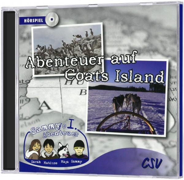 Abenteuer auf Coats Island - Hörspiel-CD