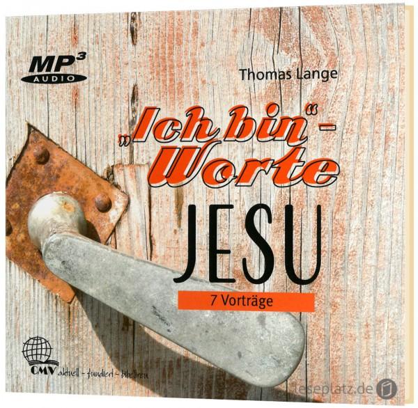Ich bin-Worte Jesu - MP3-CD
