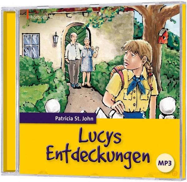 Lucys Entdeckungen - MP3-Hörbuch