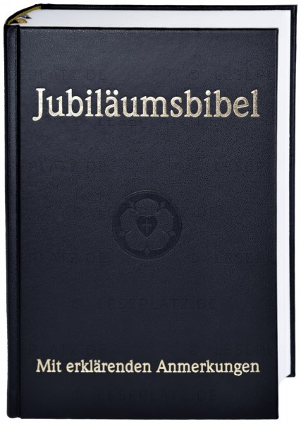 Jubiläumsbibel - Luther 1912