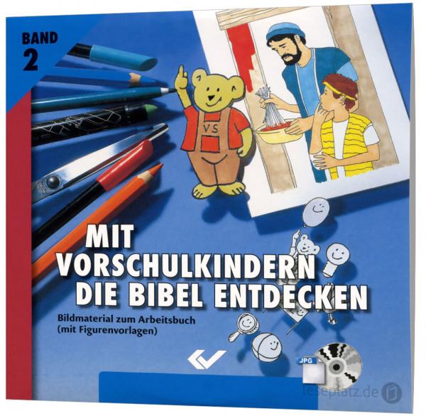 Mit Vorschulkindern die Bibel entdecken 2 - CD-ROM