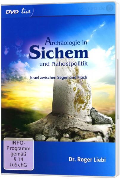 Archäologie in Sichem und Nahostpolitik - DVD Israel zwischen Segen und Fluch