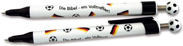 Kugelschreiber ''Fußball''