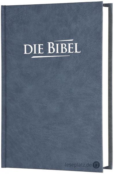 Elberfelder 2003 - Taschenausgabe / Hardcover grau
