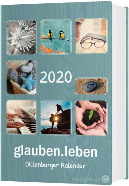 glauben.leben 2020 - Buchausgabe