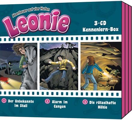 Leonie - Kennenlern-Box (Folge 1-3)