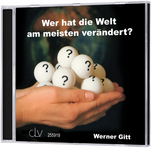 Wer hat die Welt am meisten verändert? - CD