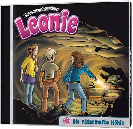 CD Leonie (3) - Die rätselhafte Höhle
