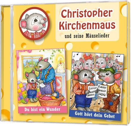 Christopher Kirchenmaus und seine Mäuselieder (10) - DCD