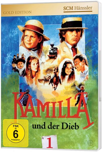 Kamilla und der Dieb - DVD