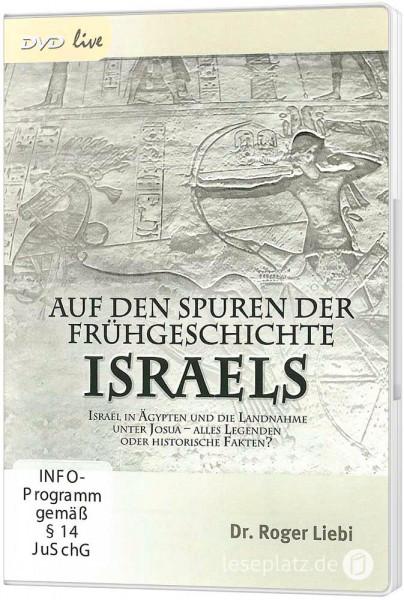 Auf den Spuren der Frühgeschichte Israels - DVD