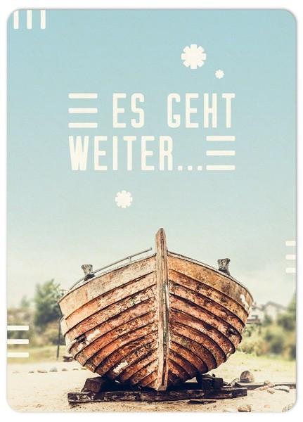 """Postkarte """"Big Blessing - Es geht weiter"""""""