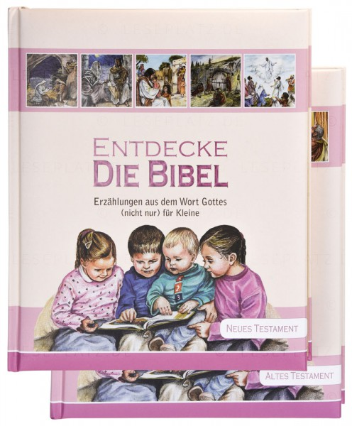 Entdecke die Bibel (1+2) - AT+NT im Paket
