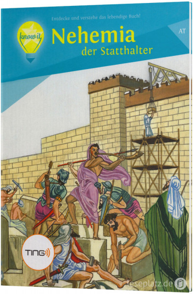 Nehemia der Statthalter - TING-Buch