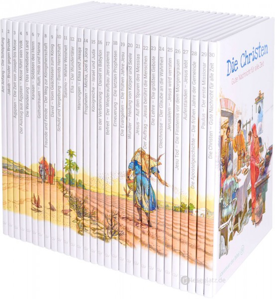 Abenteuer der Bibel - Gesamtpaket