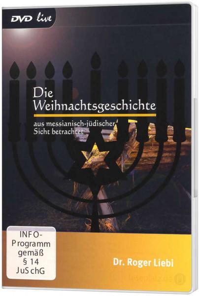 Die Weihnachtsgeschichte - DVD