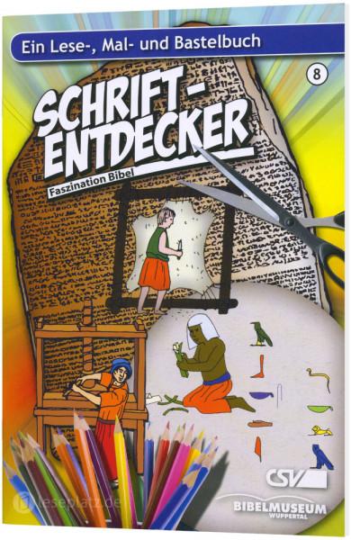 Schrift-Entdecker / Faszination Bibel