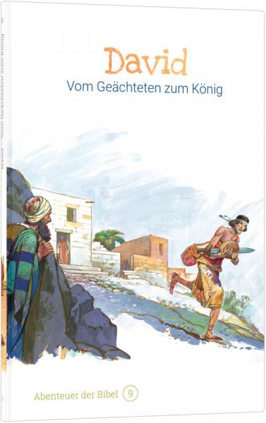 David – Vom Geächteten zum König (9)