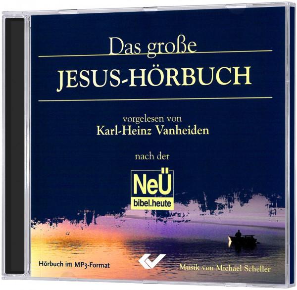 Das große Jesus-Hörbuch (mp3-CD)