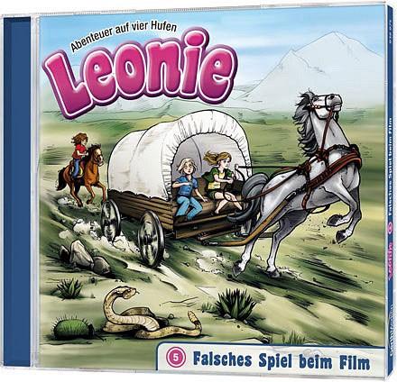 CD Leonie (5) - Falsches Spiel beim Film