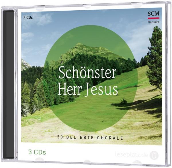 Schönster Herr Jesus - CD