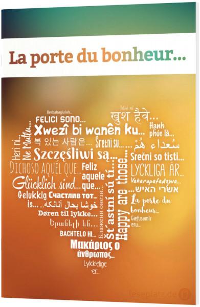 Glücklich sind ... Französisch (Sonderausgabe)