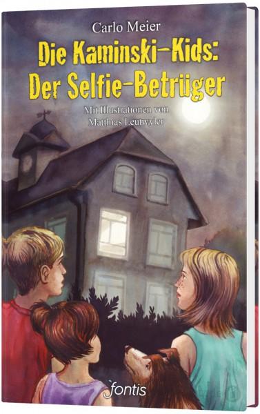 Der Selfie-Betrüger (17) - Hardcover