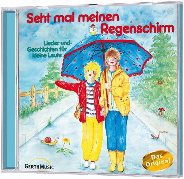 Seht mal meinen Regenschirm - CD